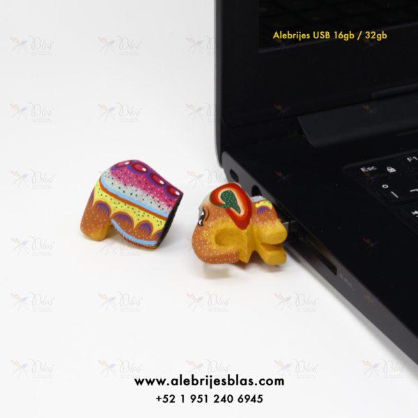 alebrijes usb de Oaxaca