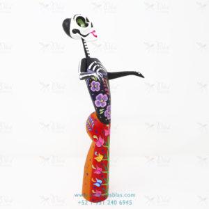 Frida flowery skeleton II