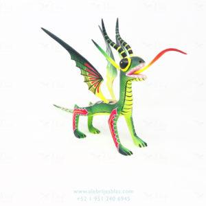 Original Oaxacan Art, Alebrije Dragón II
