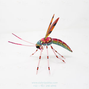 Mexican Art Decor, Alebrije Zancudo