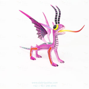 Mexican Folk Art, Alebrije Dragón III