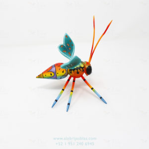 Mexican Art Decor, Alebrije Abeja V