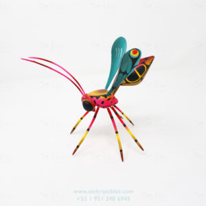 Mexican Art Decor, Alebrije Avispa V