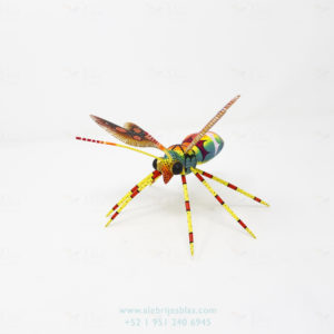 Mexican Art Decor, Alebrije Abeja IX