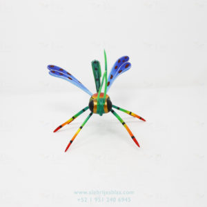Mexican Folk Art, Alebrije Scorpion Wasp IV