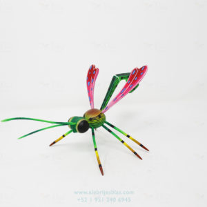 Original Oaxacan Art, Alebrije Scorpion Wasp VII
