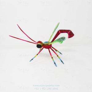 Mexican Folk Art, Alebrije Scorpion Wasp VIII
