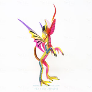 Mexican Folk Art, Alebrije Dragón VII