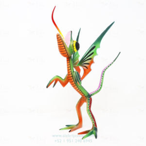 Mexican Art Decor, Alebrije Dragón VIII
