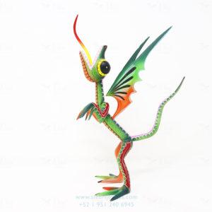 Mexican Art Decor, Alebrije Dragón VIII
