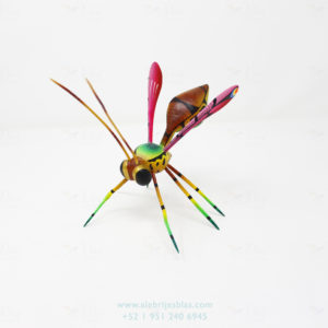 Wood Carving Art, Alebrije Avispa II
