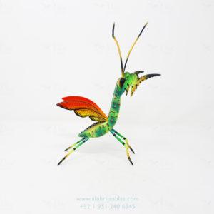 Mexican Folk Art, Alebrije Mantis Religiosa VII