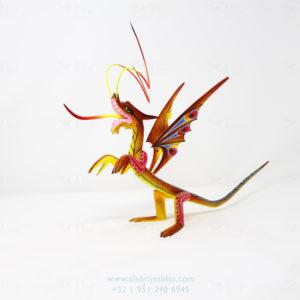 Mexican Folk Art, Alebrije Dragón XI