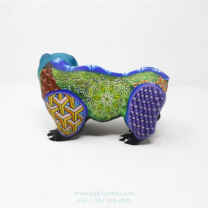 Mexican Folk Art, Alebrije Oso