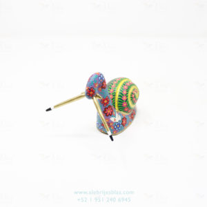 Mexican Art Decor, Alebrije Caracol