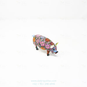 Mexican Art Decor, Alebrije Cerdito