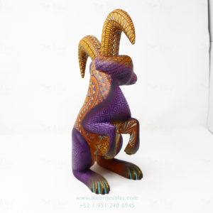 Mexican Folk Art, Alebrije Conejo II