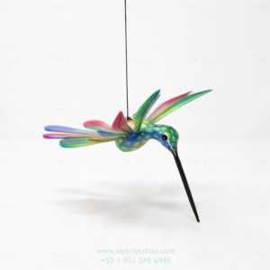 Mexican Art Decor, Alebrije Colibrí