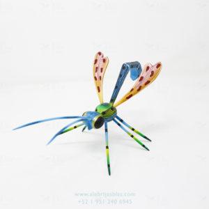 Wood Carving Art, Alebrije Scorpion Wasp II