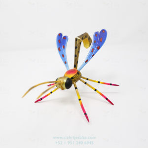 Original Oaxacan Art, Alebrije Scorpion Wasp III