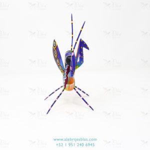 Obra de Escultura Artesanal, Alebrije Mantis