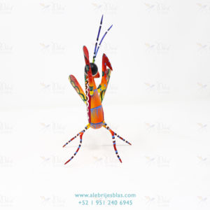Mexican Art Decor, Alebrije Mantis II