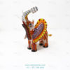 Wood Carving Art, Alebrije Elefante