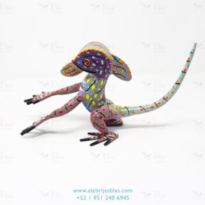 Mexican Folk Art, Alebrije Basilisco IV
