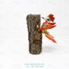 Wood Carving Art, Alebrije Pájaro Carpintero XIV