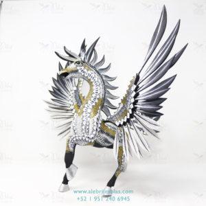 Mexican Folk Art, Alebrije Pegaso IV