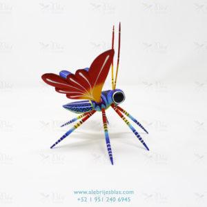Mexican Folk Art, Alebrije Wild Butterfly I