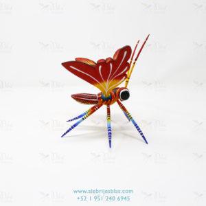 Wood Carving Art, Alebrije Wild Butterfly II