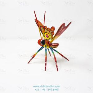Mexican Folk Art, Alebrije Wild Butterfly III