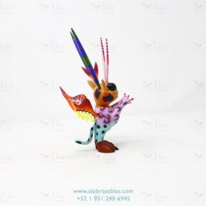 Mexican Folk Art, Alebrije Marcianito II