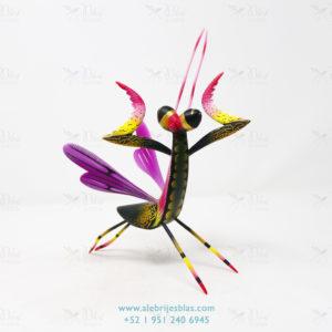 Mexican Folk Art, Alebrije Mantis Religiosa