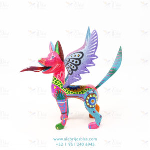 Tallado en Madera, Alebrije Dante From Movie Coco