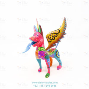Tallado en Madera, Alebrije Dante From Movie Coco II