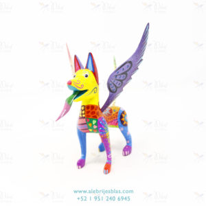 Tallado en Madera, Alebrije Dante From Movie Coco IV
