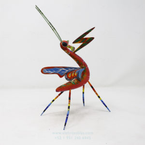 Alebrijes Mantis Florales por Paul Blas