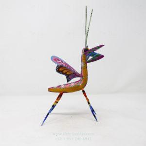 Alebrije Mantis Floral IV por Paul Blas