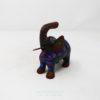 Alebrije Elefante Floreado V Por José Olivera Pérez