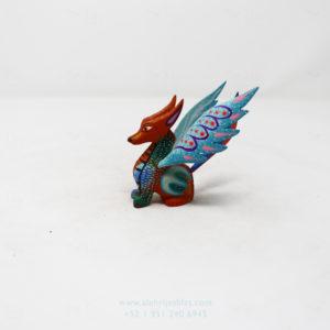 Alebrije Dragón por Paul Blas