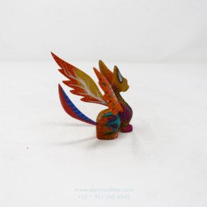 Alebrije Dragón II por Paul Blas