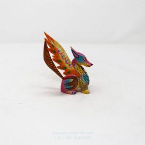 Alebrije Dragón III por Paul Blas