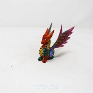 Alebrije Dragón IV por Paul Blas
