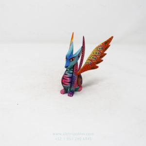 Alebrije Dragón V por Paul Blas