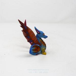 Alebrije Dragón VII por Paul Blas