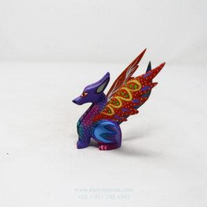 Alebrije Dragón XI por Paul Blas