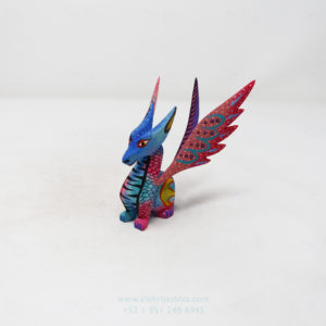 Alebrije Dragón XIV por Paul Blas