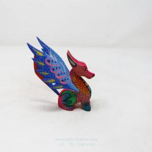 Alebrije Dragón XV por Paul Blas